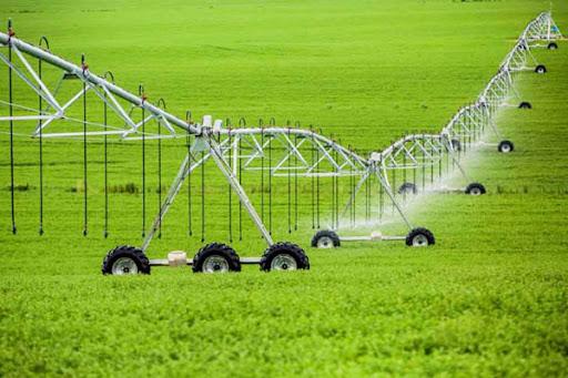 کشاورزی و صرفه جویی در مصرف آب