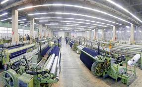 بکوجا- صنعت نساجی
