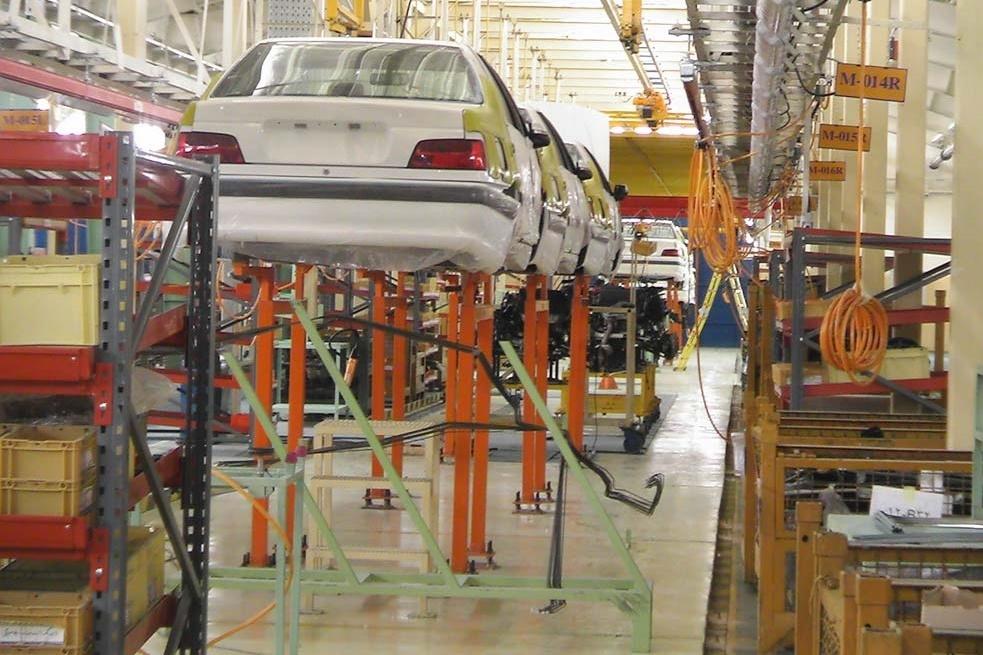 جهش در تولید خودرو