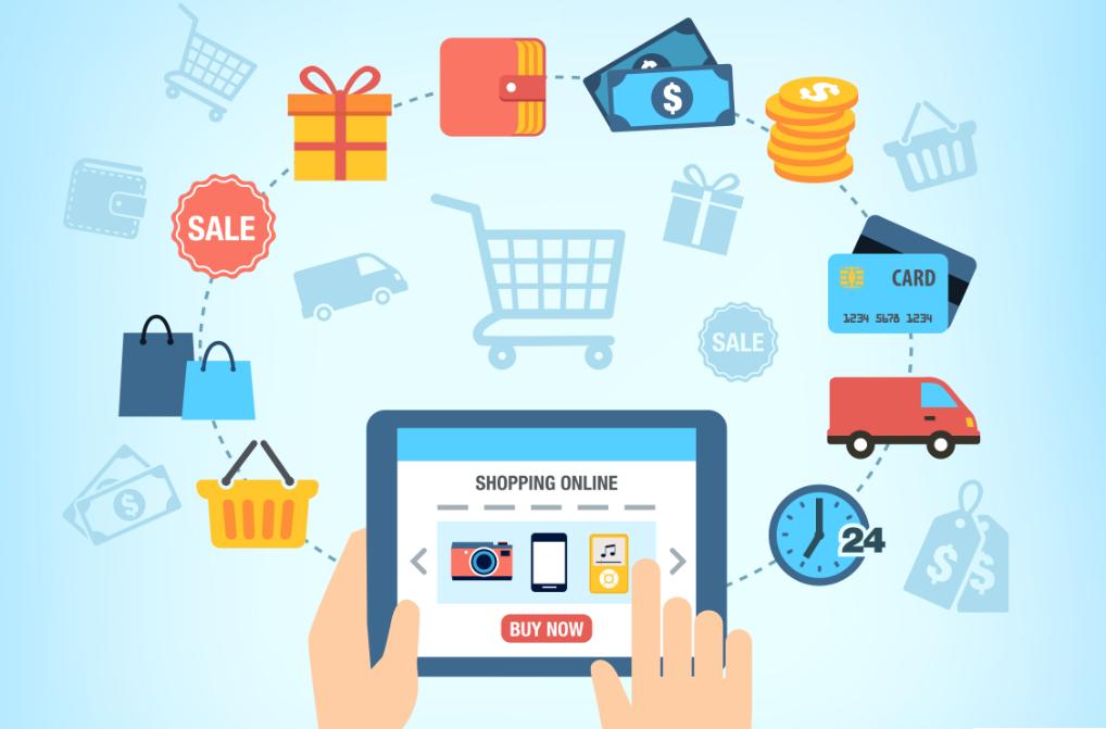 ایجاد بازار فروش الکترونیکی
