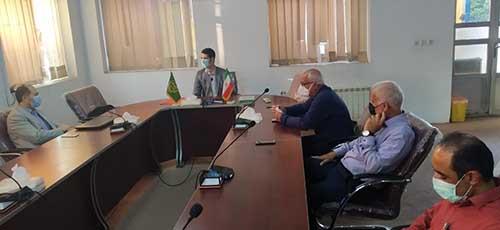 دیدار موسس بکوجا با نمایندگان شهرستان های نوشهر و چالوس
