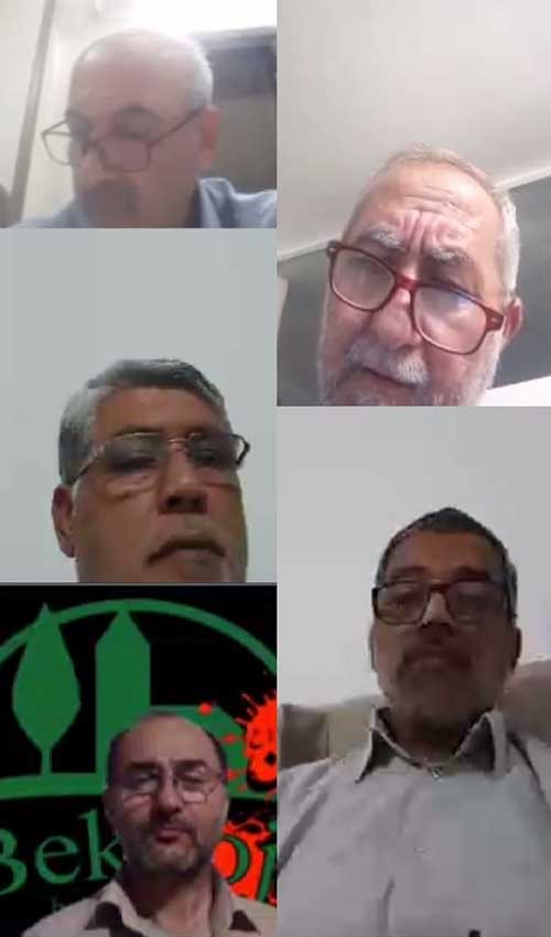 هشتمین جلسه هماهنگی نمایندگان بکوجا در استان گلستان