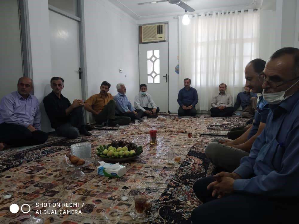 گردهمایی در روستای بندپی