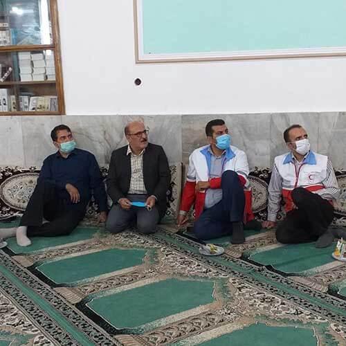 اولین نشست در روستای گرجی آباد