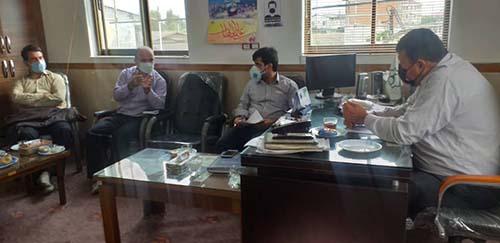 دومین جلسه در روستای گرجی آباد