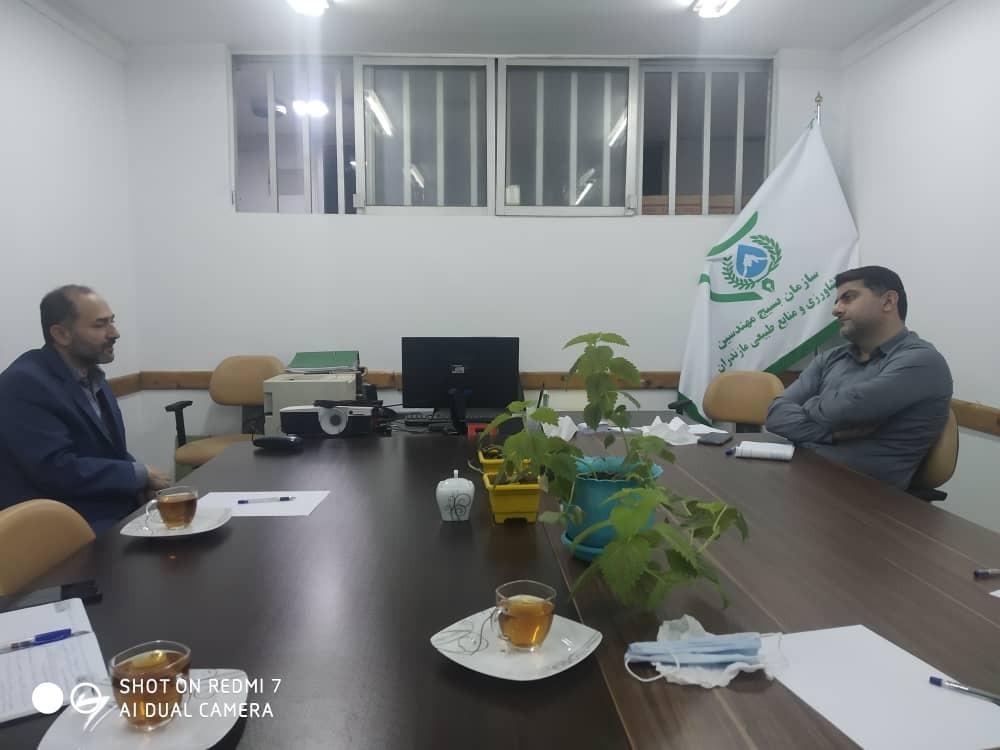 جلسه مشترک بکوجا و بسیج کشاورزی