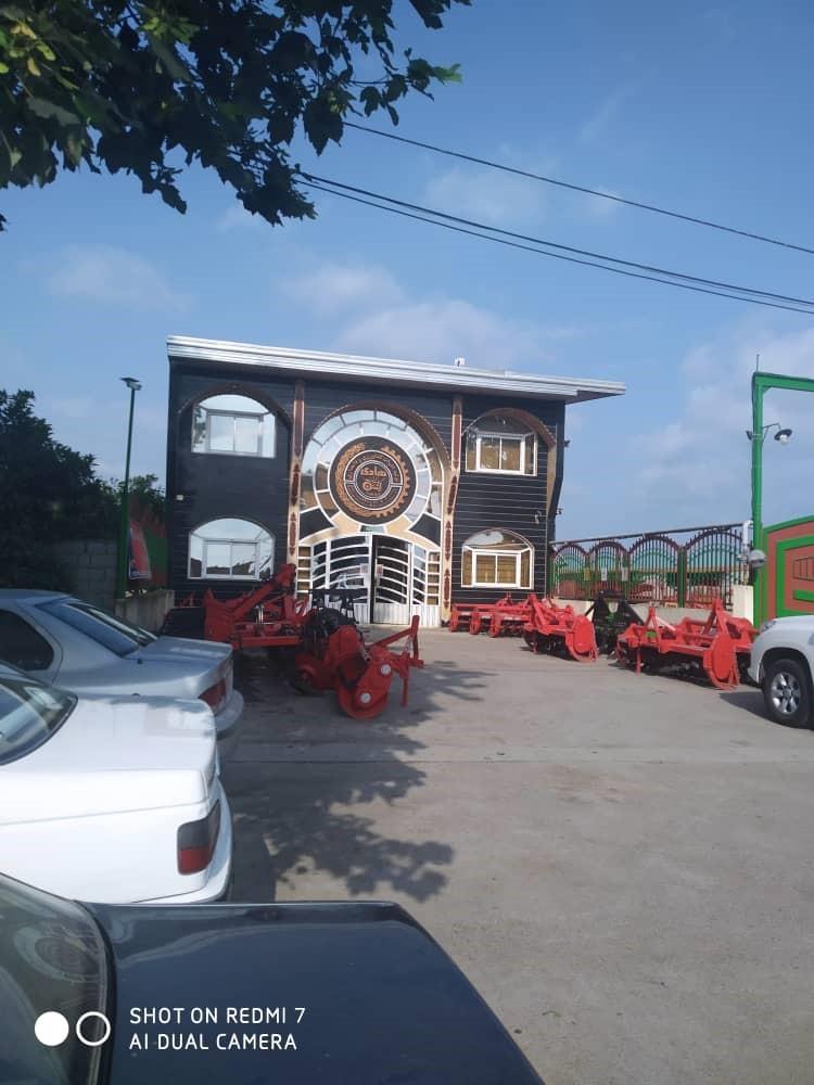 بازدید از کارخانه ادوات کشاورزی