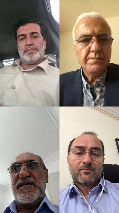اخبار بکوجا-سیدعلی لطفی زاده-دکتر احسانی- دکتر نعمت زاده- مهندس سلطانی
