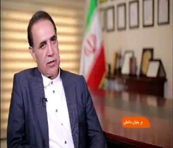 همکار افتخاری بکوجا-مهندس محمد ناصر زنگنه