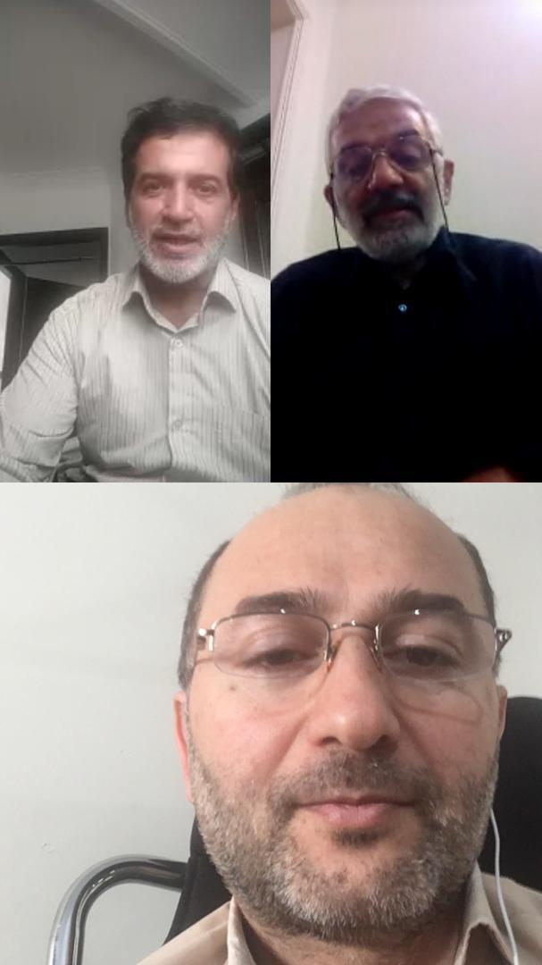 سیدعلی لطفی زاده-محسن سلطانی- رضا اعزازی