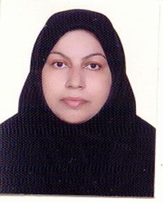 خانم حسینی معاون مرکز تحقیقات برنج کشور