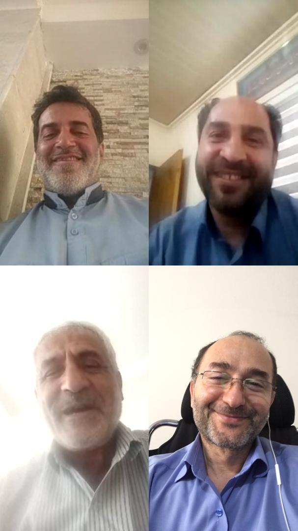 نمایندگان افتخاری بکوجا در استان مازندران-مهندسین سلطانی- نادعلی زاده- موسوی
