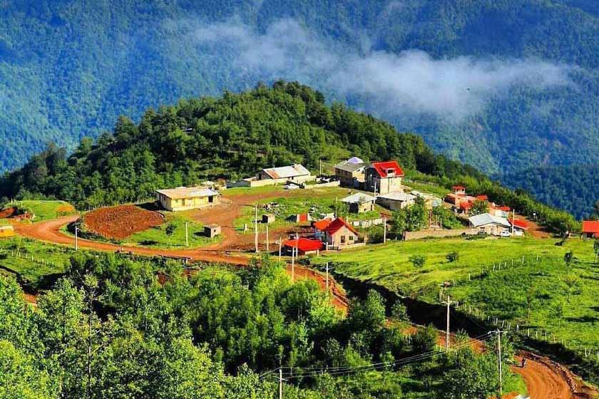 ترویج گردشگری روستایی