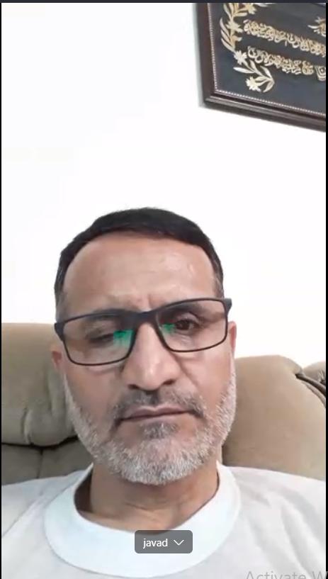 آقای شعبان محمدی- نماینده بکوجا در استان همدان