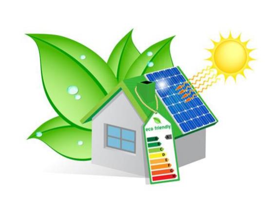خانه سبز با حداقل مصرف انرژی (Zero Energy)