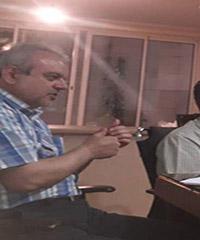 همکار افتخاری بکوجا-یوسف تیموری